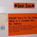 expectations hallway